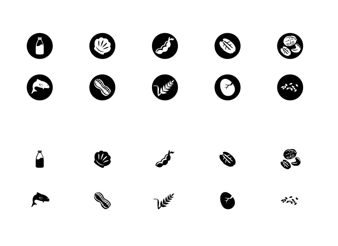 Food Catalog, Branding and Sales Materials