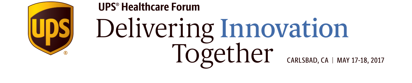 Healthcare Forum Event Branding