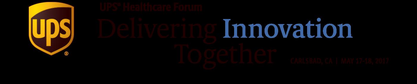 Healthcare Forum Event Branding